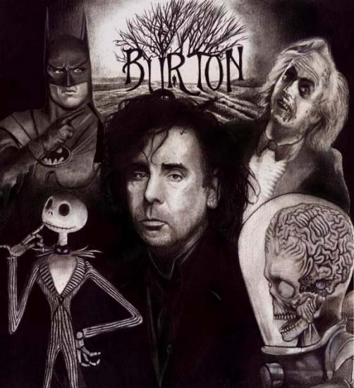 tim burton by hoffman - Tim Burton Ve Johnny Depp Filmleri Fan Clup